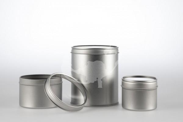 Paprika Pulver Set | Sparpaket mit 4 Sorten und Vorratsdosen