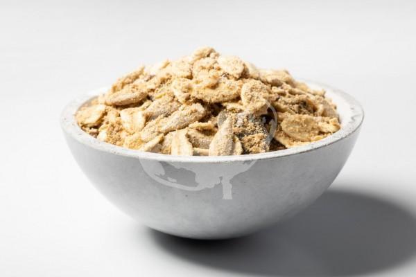 Planzliches Eiweiß - Frühstück Saaten Müsli