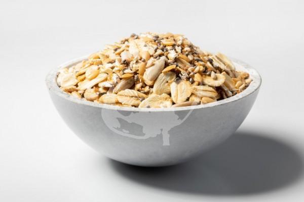 Bio Natur Samen Müsli - Frühstück Saaten Müsli
