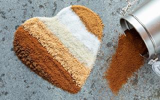 Produkte der Marke Zucker