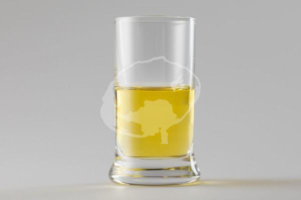 Hautpflegeöl für trockene Haut in Glas - Manjol Bio nativ