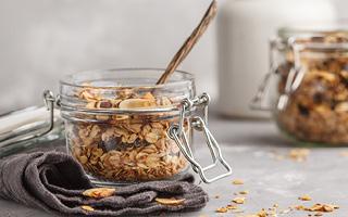 Produkte der Marke Frühstück