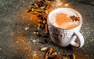 Produkte der Marke Chai-Tee