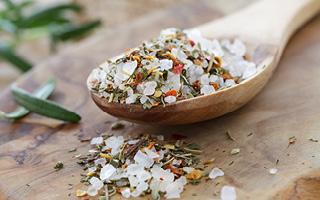 Produkte der Marke Salzmischungen