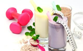 Produkte der Marke Getränke & Proteine