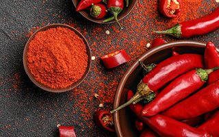 Produkte der Marke Chili & Paprika